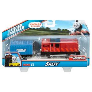 Thomas and Friends TrackMaster Motorlu Büyük Tren - Salty DVF81