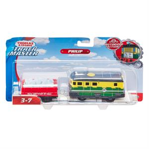 Thomas and Friends TrackMaster Motorlu Büyük Tren - Philip DVF82