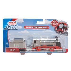 Thomas and Friends TrackMaster Motorlu Büyük Tren - Görünmez Merlin FJK58