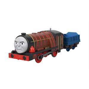 Thomas and Friends TrackMaster Motorlu Büyük Tren - Steelworks Hurricane FJK59