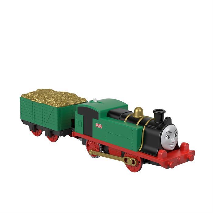Thomas and Friends TrackMaster Motorlu Büyük Tren - Gina GJX80