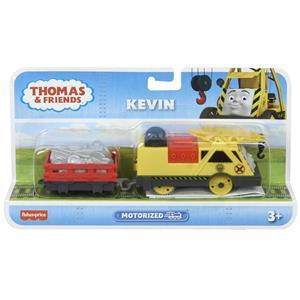 Thomas and Friends TrackMaster Motorlu Büyük Tren - Kevin GJX82