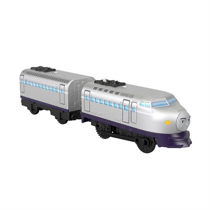 Thomas and Friends TrackMaster Motorlu Büyük Tren - Kenji GYW10