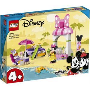 Lego Juniors 10773 Minnie Mouse's Ice Cream Shop