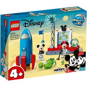 Lego Juniors 10774 Mickey Mouse and Minnie Mouse's Space Rocket