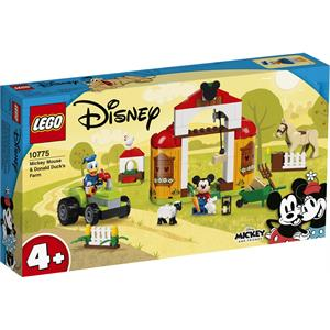 Lego Juniors 10775 Mickey Mouse and Donald Duck's Farm