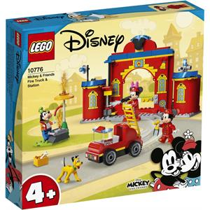 Lego Juniors 10776 Mickey and Friends Fire Truck and Station