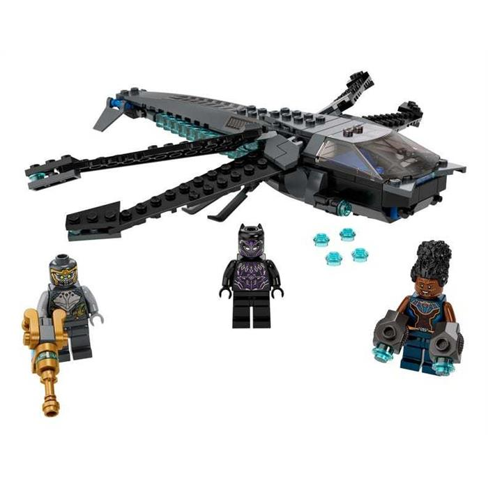 Lego Super Heroes 76186 Black Panther Dragon Flyer