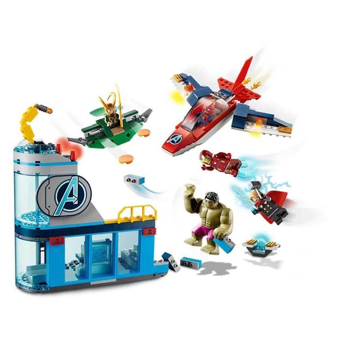 Lego Super Heroes 76152 Avengers Wrath of Loki