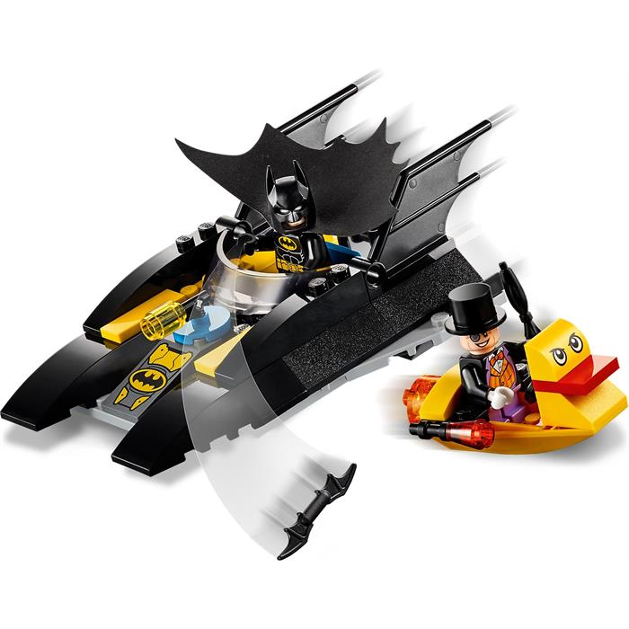 Lego Super Heroes 76158 Batboat The Penguin Pursuit!