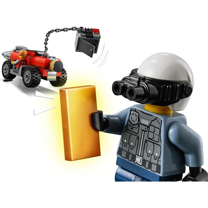 Lego City 60273 Police Driller Chase
