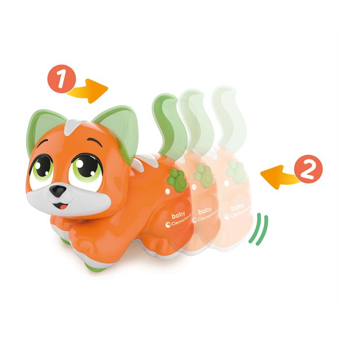 Clementoni Baby İnteraktif Kedi