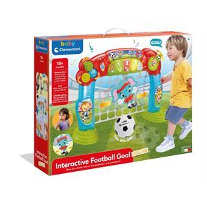 Clementoni Baby Futbol Kalesi