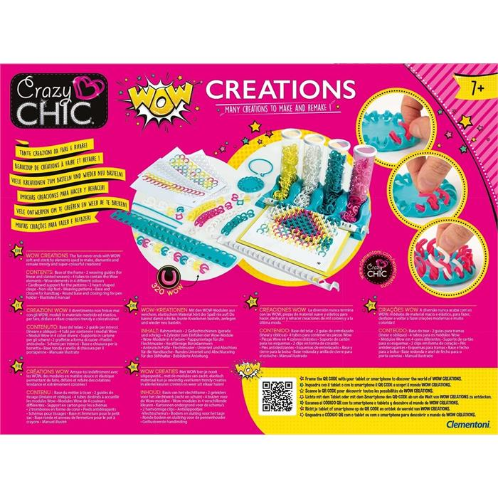 Clementoni Crazy Chic - WoW Tasarımlar