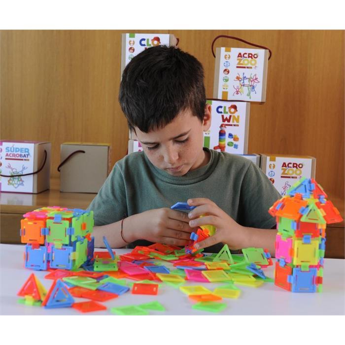 Moi Ludus Yapı Blokları 450 Parça (Kutulu)