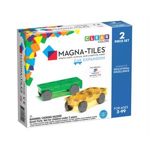 Magna Tiles Arabalar 2'li Set