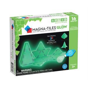 Magna Tiles Gece Parlayan 16'lı Set