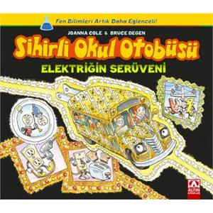 Sihirli Okul Otobüsü - Elektriğin Serüveni