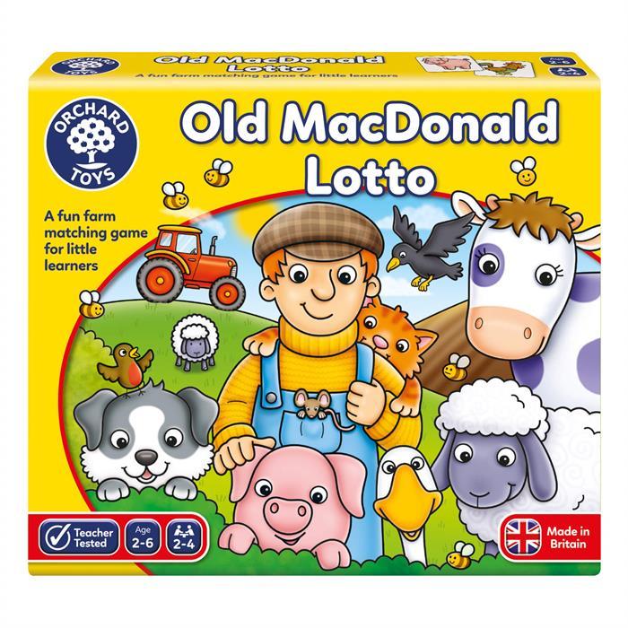 Orchard Ali Baba Tombala (Old Macdonald Lotto)