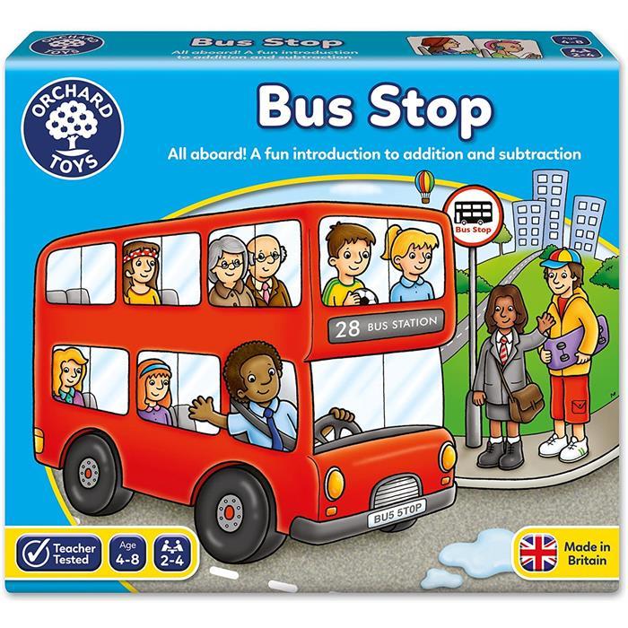 Orchard Otobüs Durağı (Bus Stop)