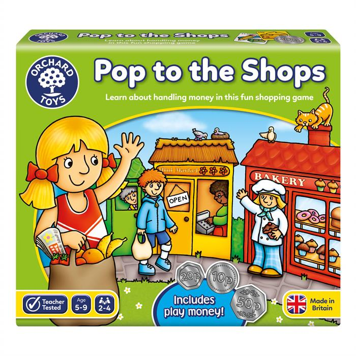 Orchard Pop To The Shops