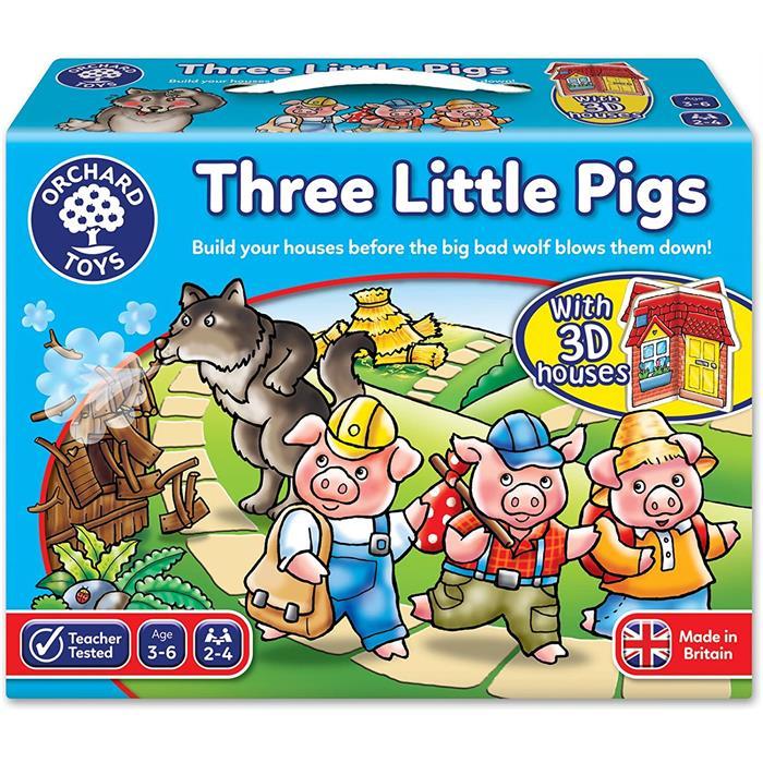 Orchard Üç Küçük Domuzcuk (Three Little Pigs)