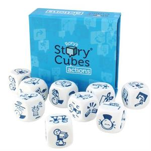 Rory'nin Hikaye Küpleri - Eylemler (Rory's Story Cubes - Actions)