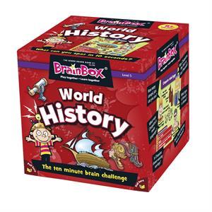 BrainBox Dünya Tarihi (World History) (İngilizce)