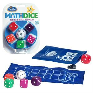 ThinkFun Matematik Zarları Çocuk (Math Dice Jr.)