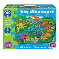Orchard Dinozorlar Yapboz (Big Dinosaurs)